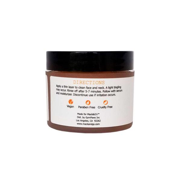 Pumpkin Enzyme Facial Puree