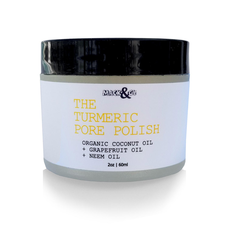 Turmeric Refining Pore Polish – Face Scrub