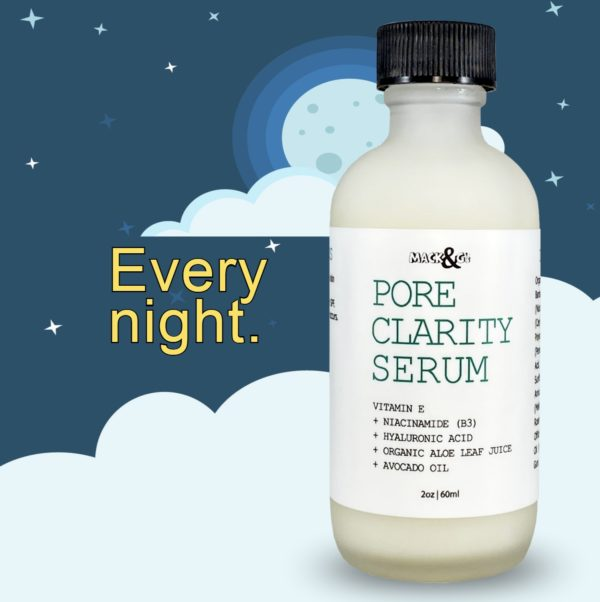 Pore Clarity Serum Every Night